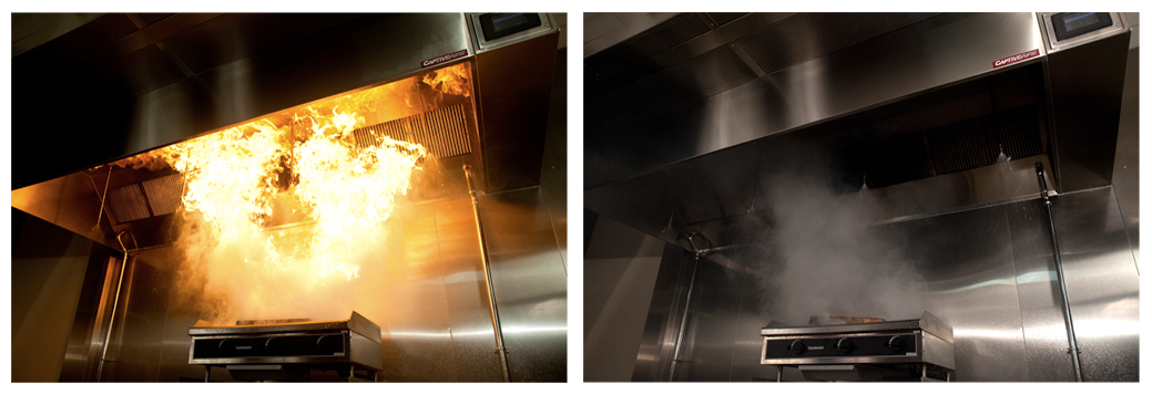Restaurant Fire Suppression System Inspections